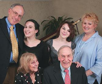 Rapoport family photo