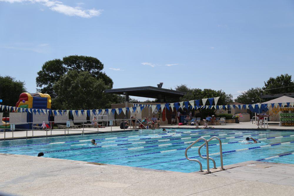 Fitness Swim Sports Shalom Austin