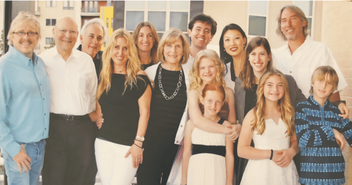 Generations donors Woskow family