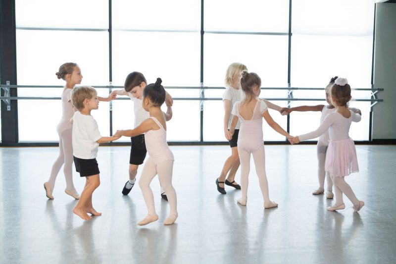Ballet Austin Creative Movement Group 2017