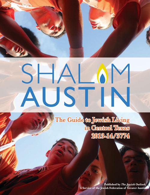 Jewish Austin 2013