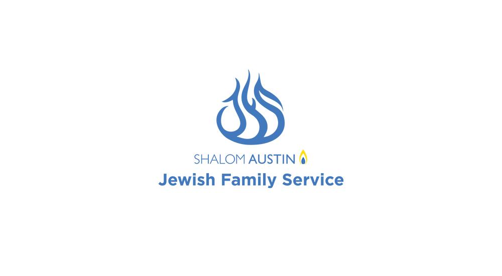Shalom Austin Jewish Family Service Logo