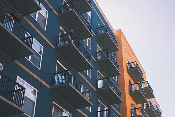 Apartment Building Rent