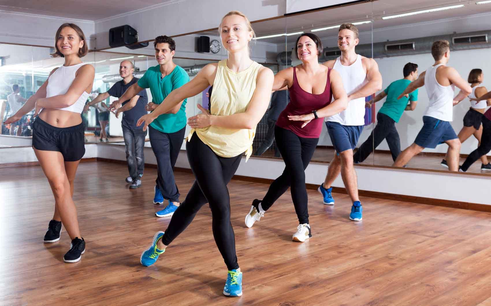 Zumba Power Dance Class