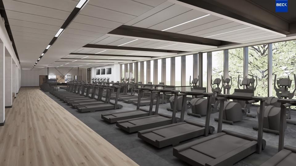 Generations new fitness center