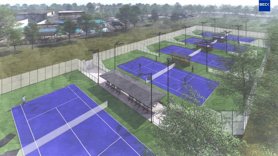 Hurt Family Tennis Center