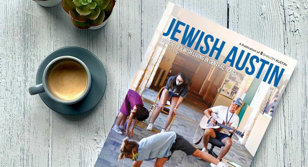 Jewish Austin Cover News