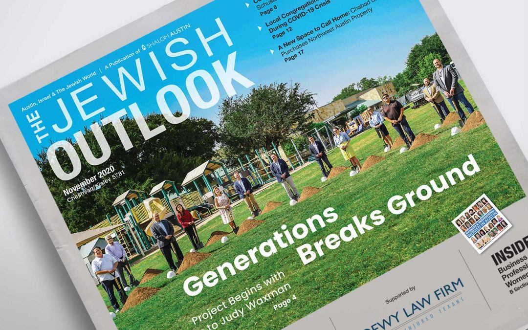 New Year, New Outlook: The Jewish Outlook Newspaper Reduces Print Frequency