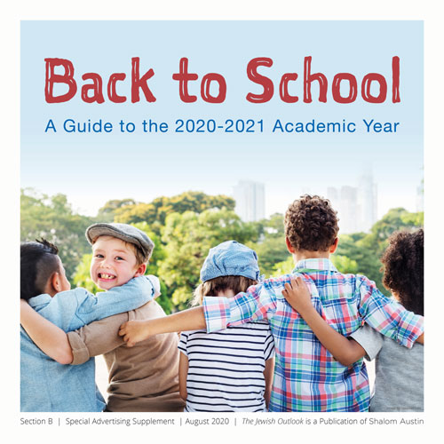 Back to School August 2020