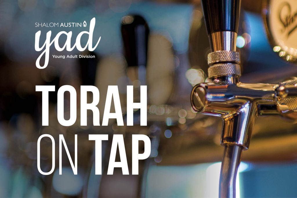 YAD Torah on Tap: Stump the Rabbi
