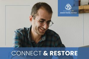 connect and restore header image