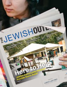 Jewish Outlook March 2021 Home