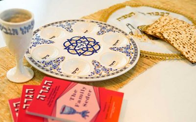 Pesach 5781: Community Passover Events & Resources