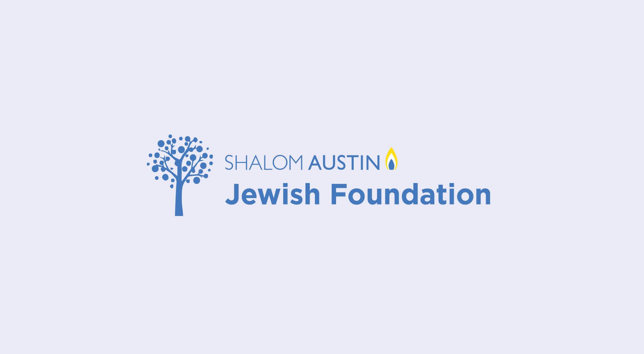 Jewish Foundation Logo Blog