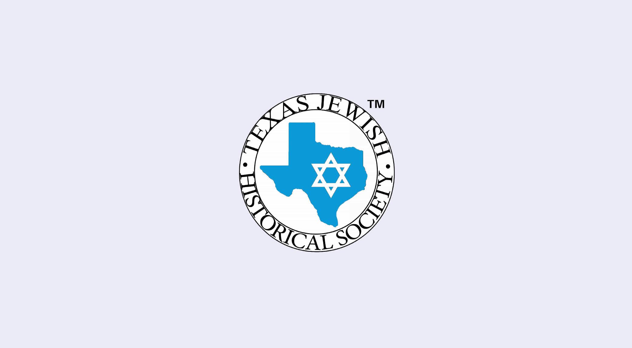 Texas Jewish Historical Society Logo