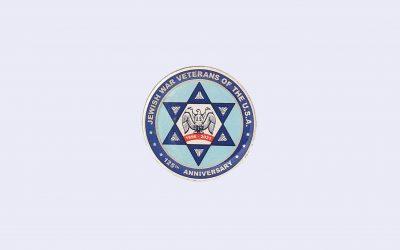Jewish War Veterans Celebrate 125th Anniversary