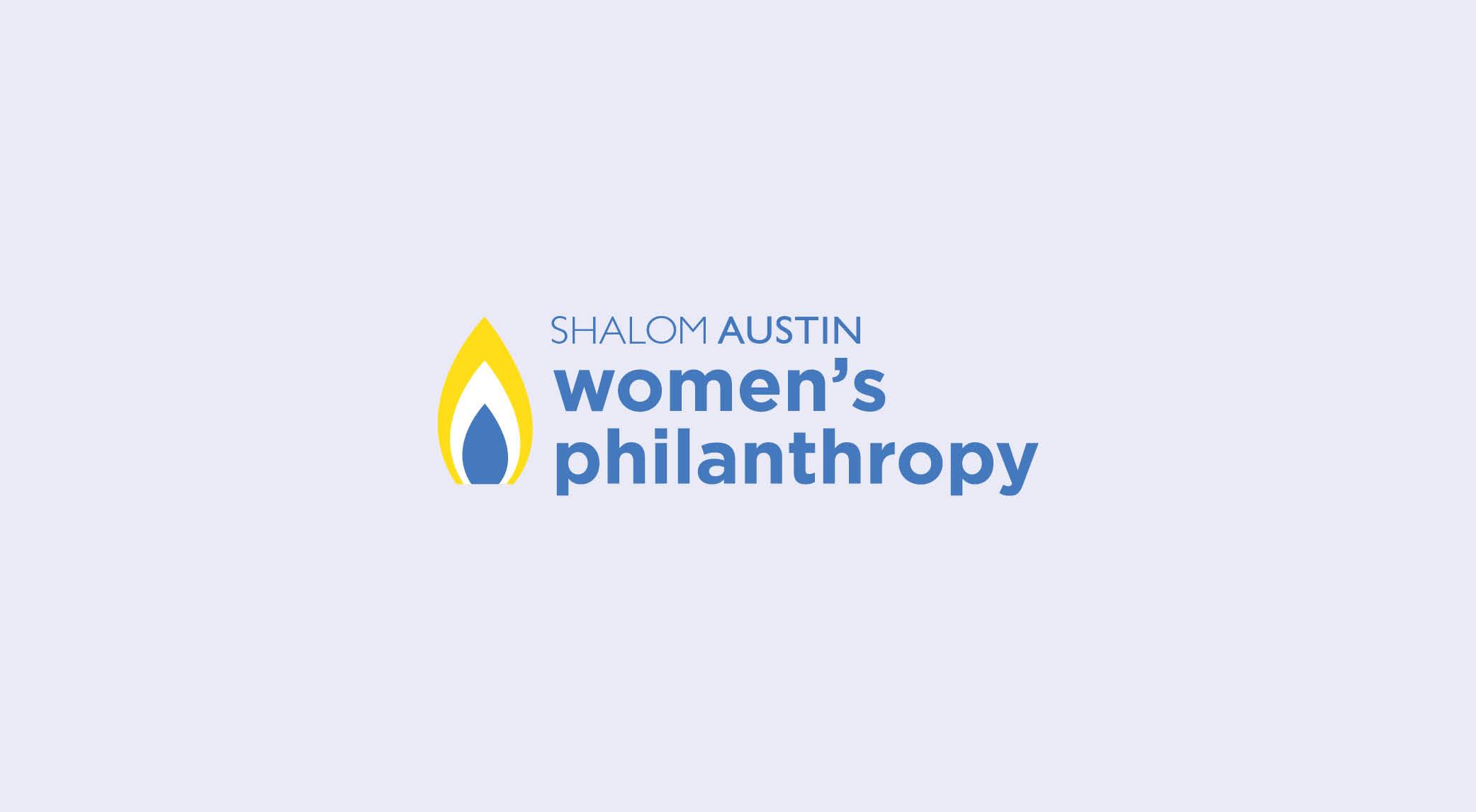 Women's Philanthropy Logo