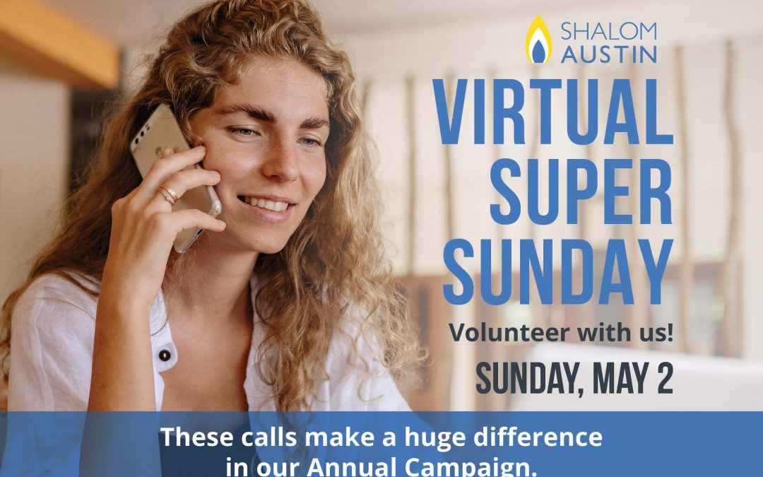 Virtual Super Sunday