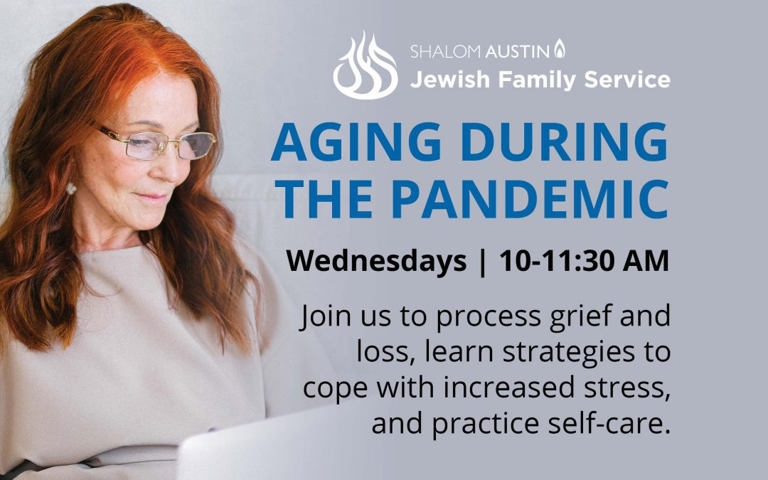 JFS: Aging During the Pandemic Counseling Group