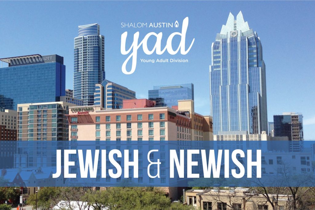 YAD Jewish & Newish Spring Happy Hour