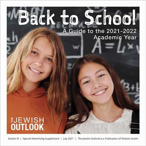 Back to School 2021 Cover
