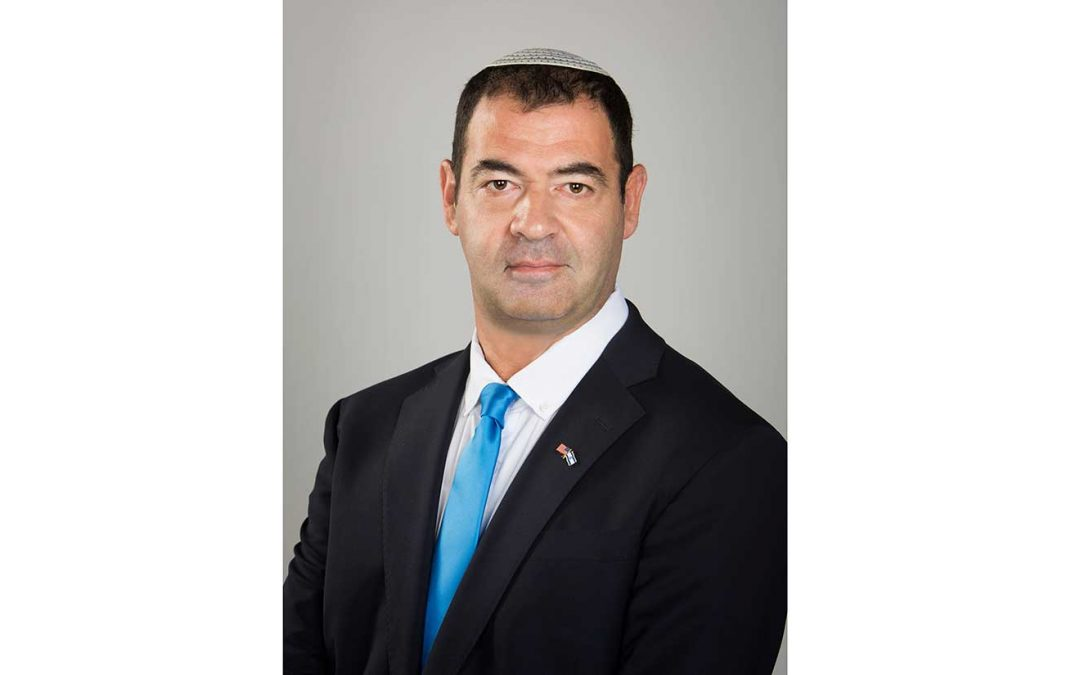 A Farewell Message from Consul General Gilad Katz