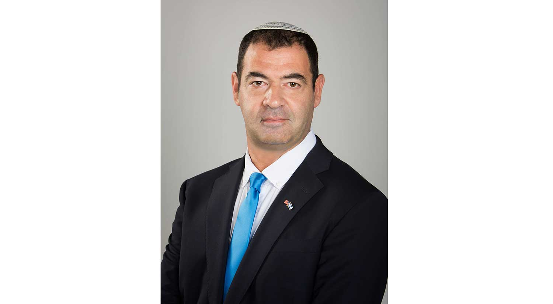 Consul General Gilad Katz