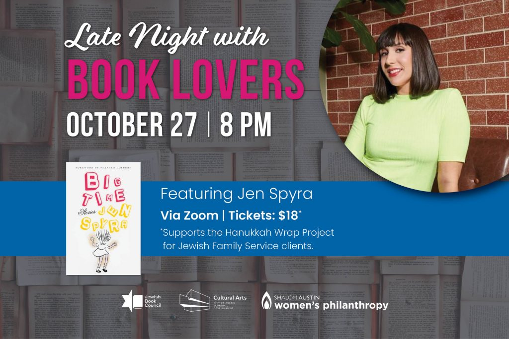 Late Night with Book Lovers