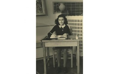 Teaching the Lessons of the Holocaust: Anne Frank Exhibit Coming to Georgetown Library