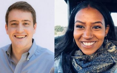Texas Hillel Foundation Welcomes Two New Employees Just in Time for Fall 2021 Semester