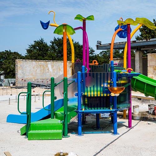 Construction Kids Slides