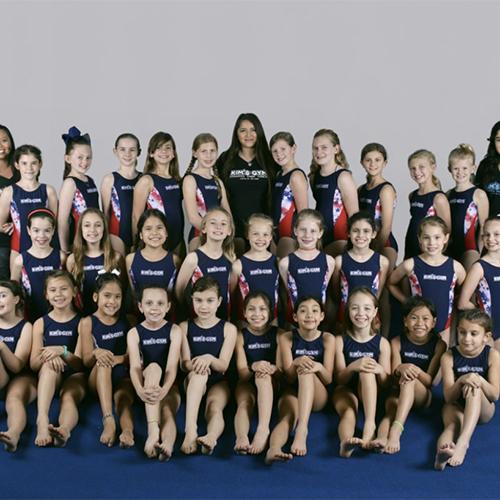 kims-gym-team