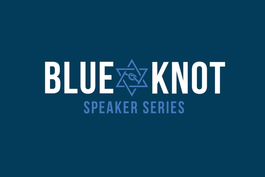 Blue Knot Speaker Series: Brett Hurt