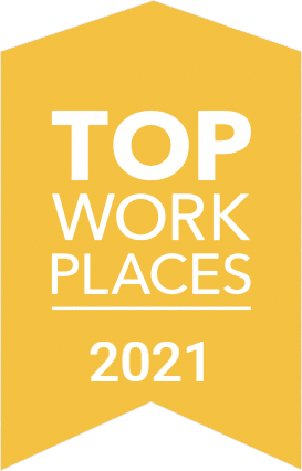 Top Places to Work Ribbon