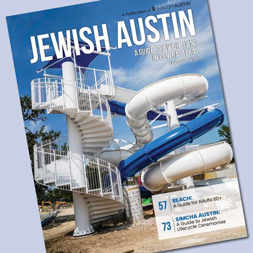 Jewish Austin 2021 Feature